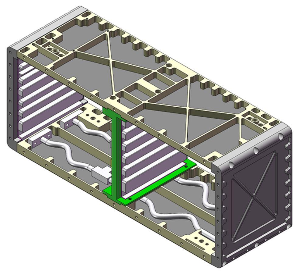 Avionics Composite Enclosure Design